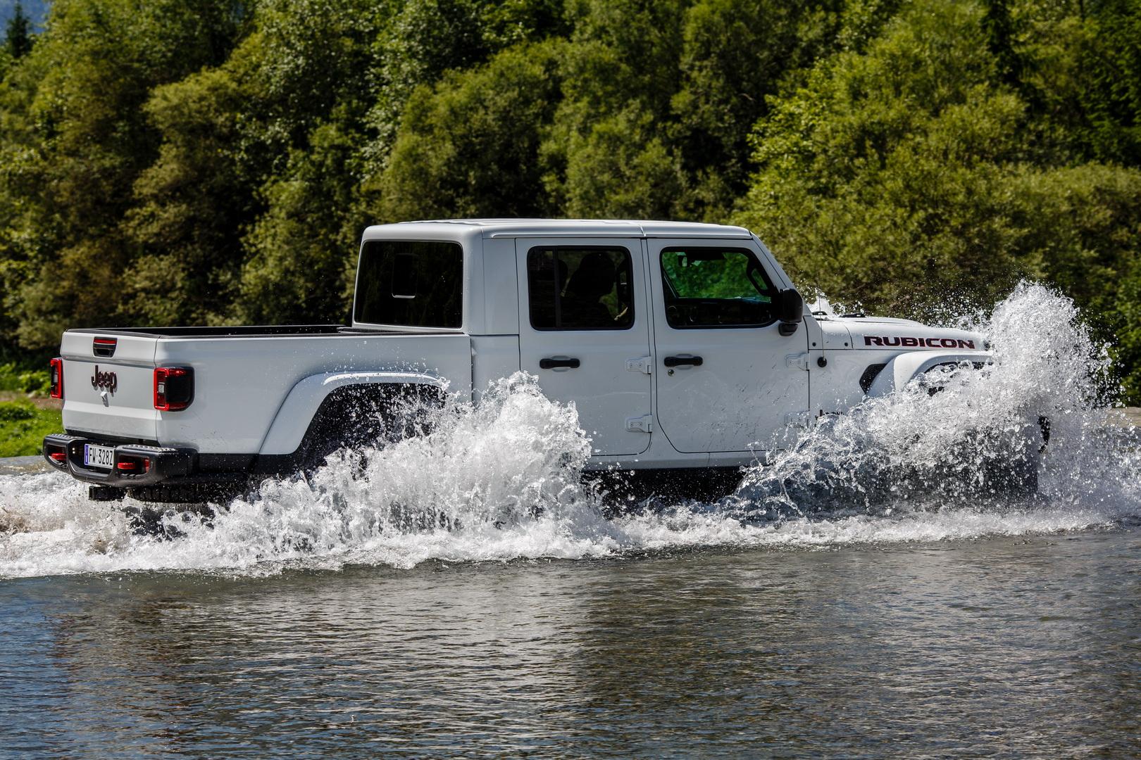 Noul Jeep Gladiator (9)