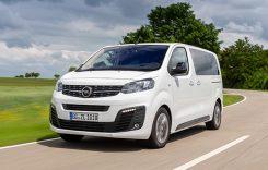 Test drive Opel Zafira Life