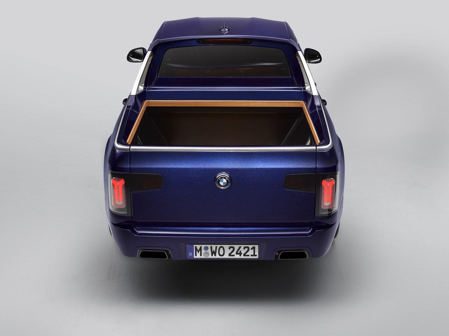 Pick-up BMW (3)