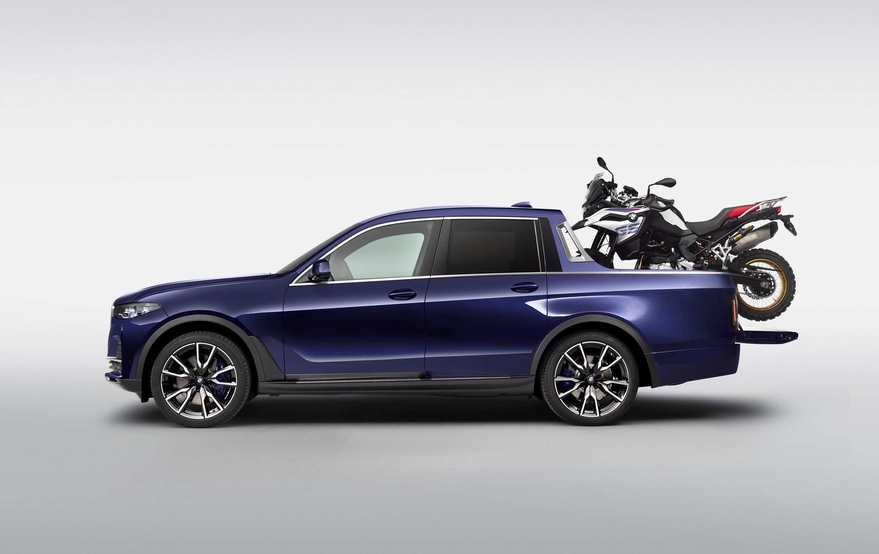 Pick-up BMW (6)