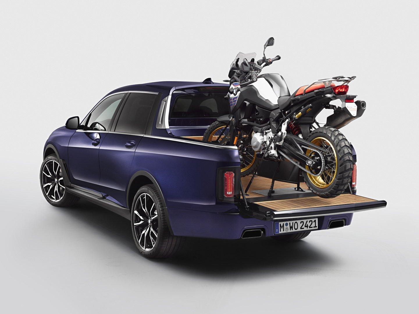 Pick-up BMW (7)