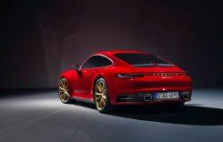 Noile Porsche 911 Carrera Coupe și Cabrio – Informații și fotografii oficiale