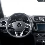 Renault Logan interior