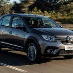 Renault Logan miscare