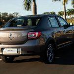 Renault Logan spate