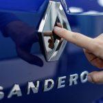Renault Sandero logo