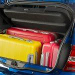 Renault Sandero portbagaj