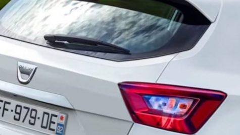 B1.ro: Imagini INCREDIBILE cu noua Dacia Sandero 2019