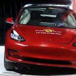Tesla Model 3 EuroNCAP (1)