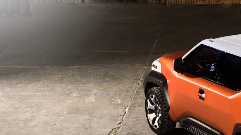 Toyota concept Mazda