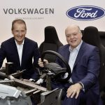 Ce presupune noul parteneriat Volkswagen – Ford?