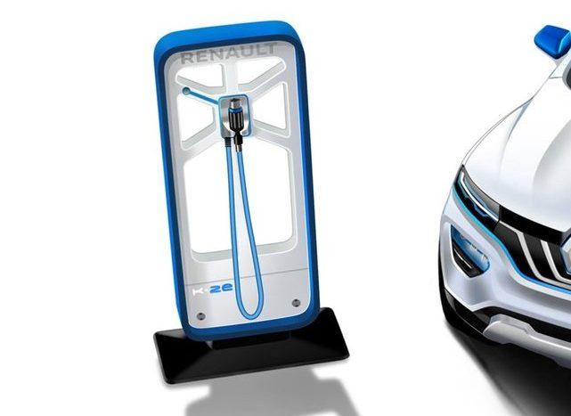Dacia electrică Renault City K-ZE