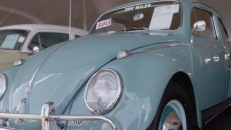 Sfârșit de drum pentru celebra 'broscuță' Volkswagen: Modelul Beetle nu se mai produce (VIDEO)