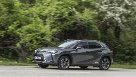 Lexus elimină trei modele din oferta europeană pentru a se concentra pe SUV-uri