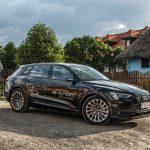 600 km cu Audi e-tron pe ruta București-Pitești-Sibiu-Brașov-București