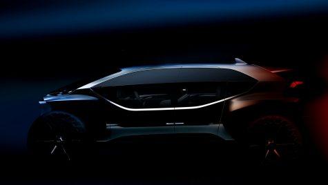 Conceptul Audi AI:TRAIL quattro – Informații și fotografii oficiale