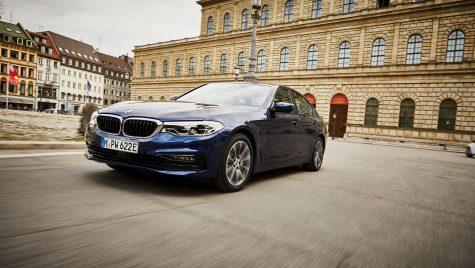 Noul BMW 530e – Plug-in hybrid cu autonomie mai mare