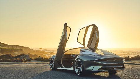 Aceasta este mașina cu care Bentley sărbătorește 100 de ani de existență