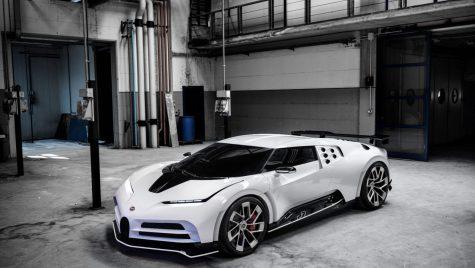 Și-a comandat Cristiano Ronaldo un Bugatti Centodieci?