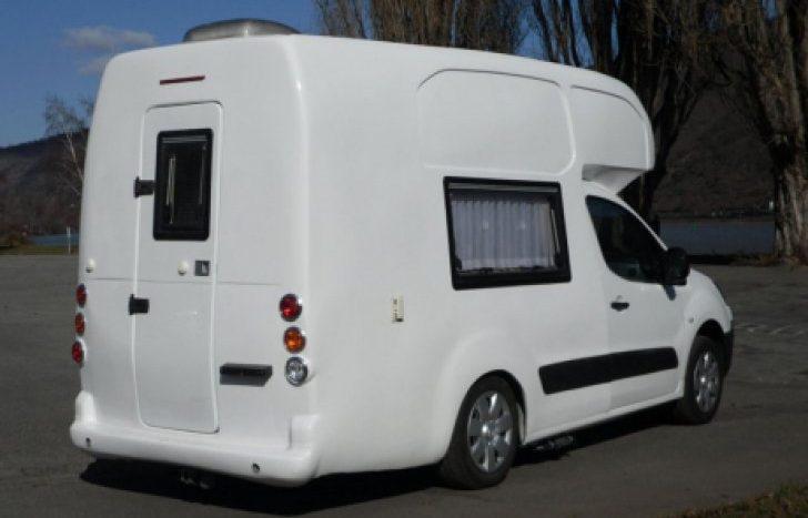 Dacia Logan Mini Camper (2)