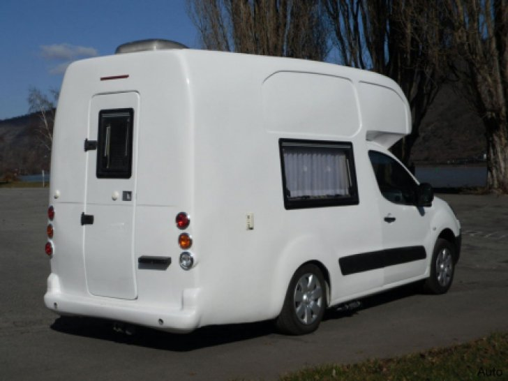 Dacia Logan Mini Camper (2)