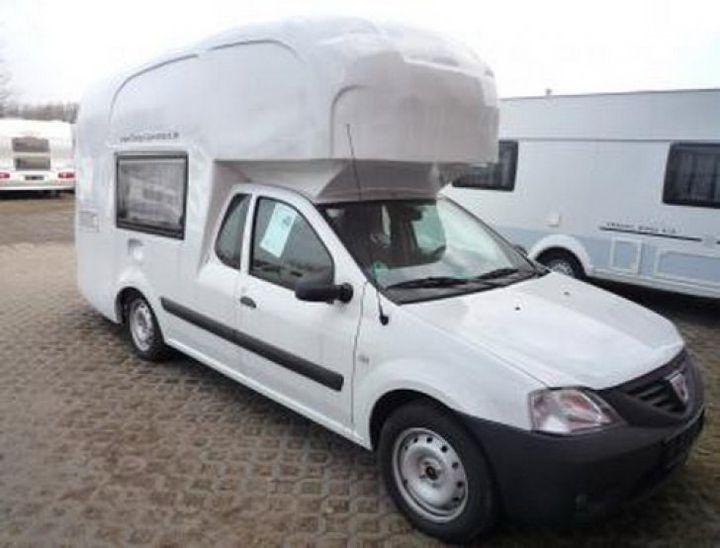 Dacia Logan Mini Camper (3)