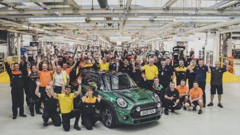 60 de ani de MINI – Câte mașini au fost construite în șase decenii?