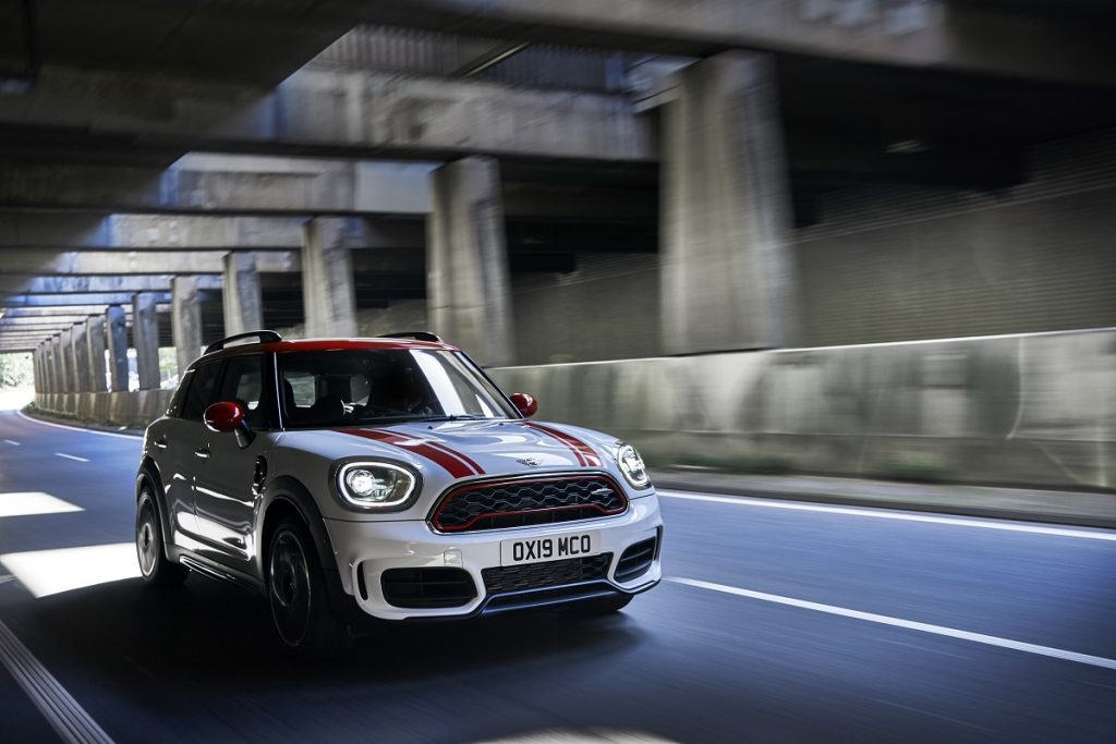 MINI John Cooper Works Clubman (4)