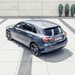 Mercedes-Benz A-Class and B-Class plug-in hybrid (15)