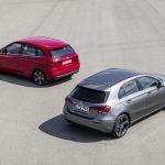 Mercedes-Benz A-Class and B-Class plug-in hybrid (2)