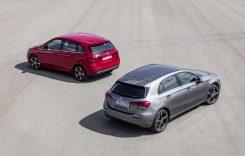 Mercedes-Benz Clasa A și Clasa B, acum și plug-in hybrid. Ce autonomie electrică au?