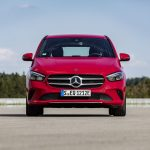 Mercedes-Benz A-Class and B-Class plug-in hybrid (7)