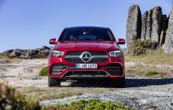 Noul Mercedes-Benz GLE Coupe – Informații și fotografii oficiale