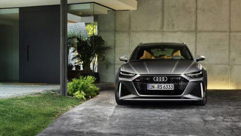 Noul Audi RS6 Avant – Informații și fotografii oficiale
