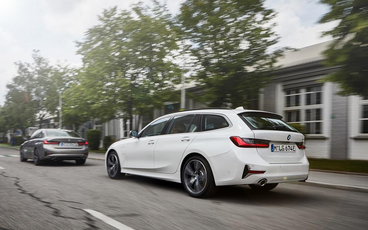 Noul BMW 330e Plug-in Hybrid (1)