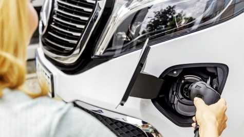 Noul Mercedes-Benz EQV – Informații și fotografii oficiale