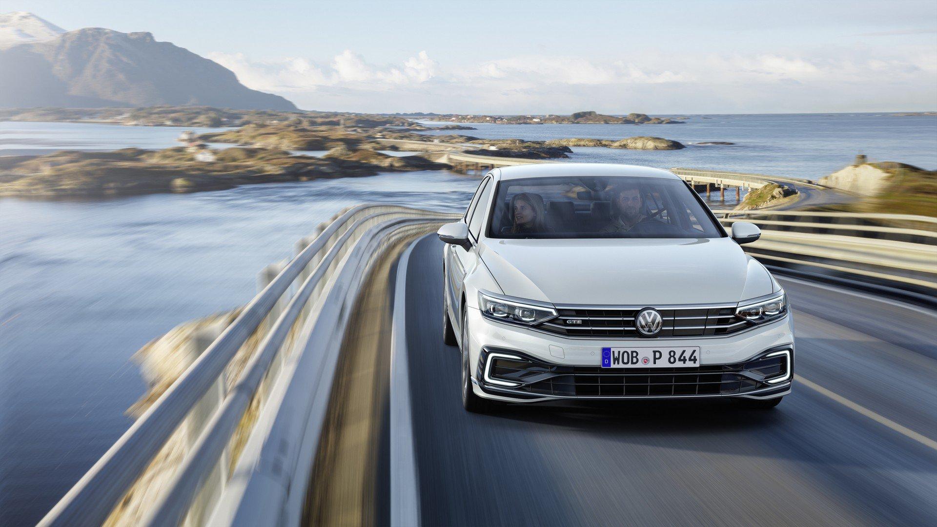 Noul Volkswagen Passat GTE (2)