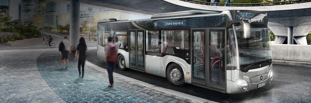 Mercedes-Benz Citaro Hybrid autobuze hibride