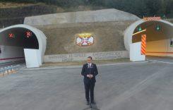 Prima autostradă construită de chinezi în Europa, deschisă traficului