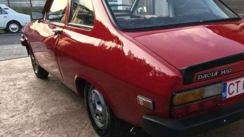 Cât costă cele mai bătrâne modele Dacia, acum la vânzare în România?