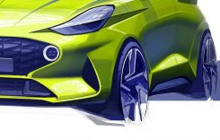 Cum va arăta viitorul Hyundai i10? Prima schiță de design
