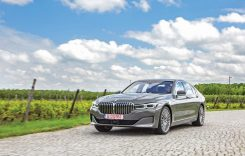 Test BMW 745e