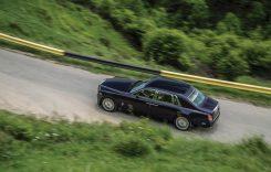 Test drive Rolls-Royce Phantom