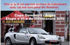 International Autotest Challenge revine în Argeș