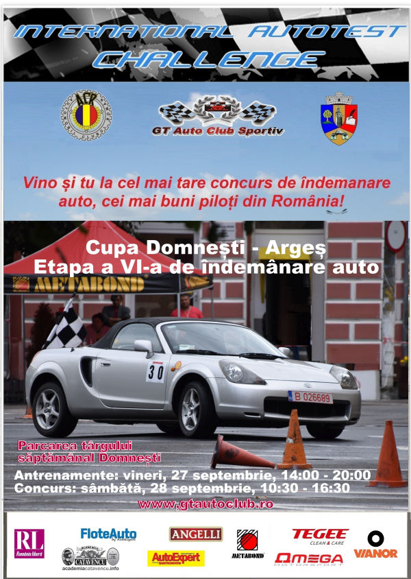 International Autotest Challenge