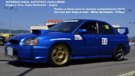 International Autotest Challenge 2019 Etapa 6 – Cupa Domnești – Argeș