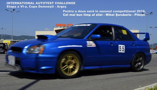 International Autotest Challenge 2019 Etapa 6