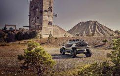 LIVE Frankfurt 2019 – Conceptul Audi AI:TRAIL quattro
