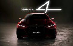 LIVE Frankfurt 2019 – BMW Concept 4 – Informații și fotografii oficiale