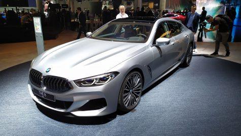 LIVE Frankfurt 2019 – Noul BMW Seria 8 Gran Coupe